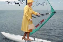 Elizabeth Windsurfer