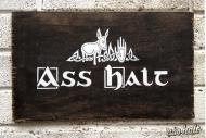 Ass Halt 1