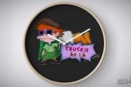 Chuckie clock