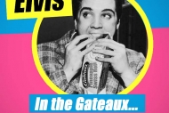 Elvis in the gateaux 1