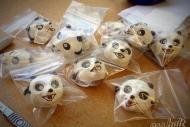 Panda Mask Baggies