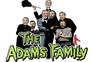 The Adams Familly t-shirt