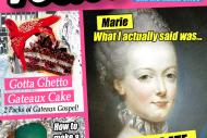 halt magazine